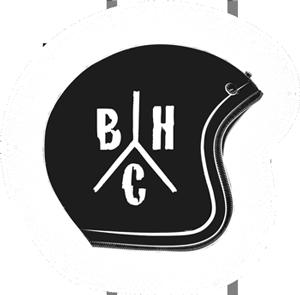 a BERHAM badge